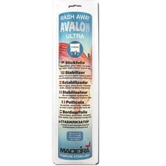 Madeira Avalon Wash Away Stabilizer - Ultra Soluble Film