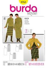 Burda Sewing Pattern - 8765