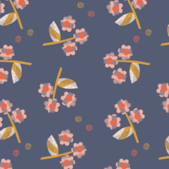 Dashwood Studio - Paper Meadow - Flower