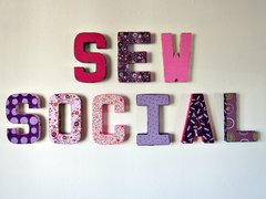 FULLY BOOKED - 7th April - Sew Social Saturday Group
