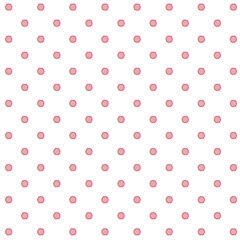 Red Rooster - Basically Hugs - Pink 1 - Dots