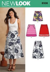 New Look Sewing Pattern 6106