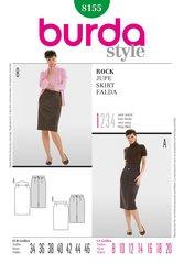 Burda Sewing Pattern - 8155