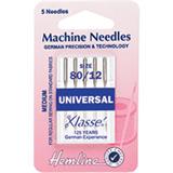 Universal Machine Needles - Medium 80/12