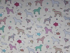 Lifestyle Cotton Woof - Candy