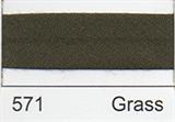 25mm Bias Binding - Grass
