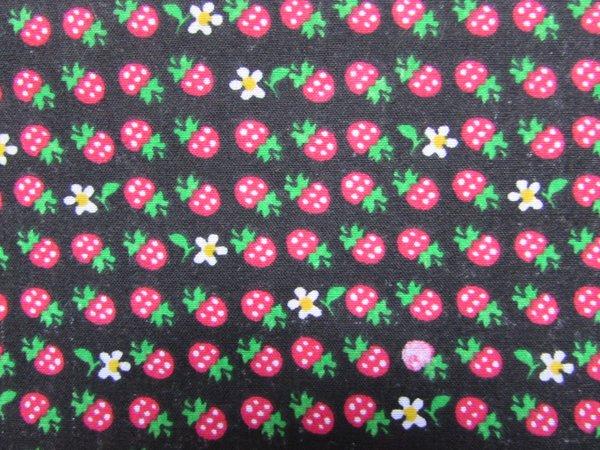 Mini Strawberries - Black