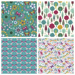 Blank Quilting - Daydream Complete Pack (4)