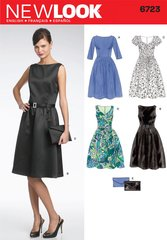 New Look Sewing Pattern 6723