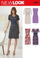 New Look Sewing Pattern 6261
