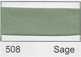 25mm Bias Binding - Sage