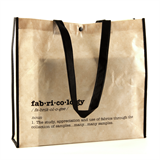 Bag for Life: Fabricology