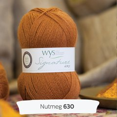 West Yorkshire Spinners - Signature 4ply - Nutmeg