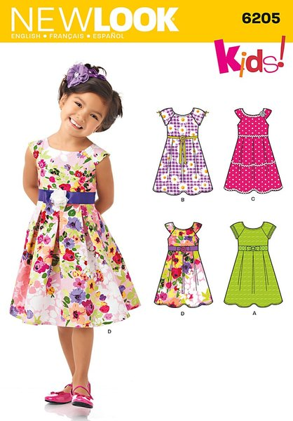 New Look Sewing Pattern 6205