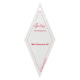 Sew Easy Template - Mini 45° Diamond