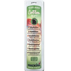Madeira Tear Away Stabilizer - Cotton Soft Black