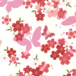 Butterfly's Garden - Ivory