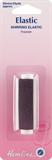 Shirring Elastic: Black - 20m x 0.75mm