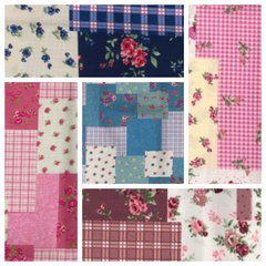 Overlap Patchwork Complete Pack (5)