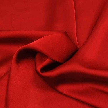 Silky Satin - Red