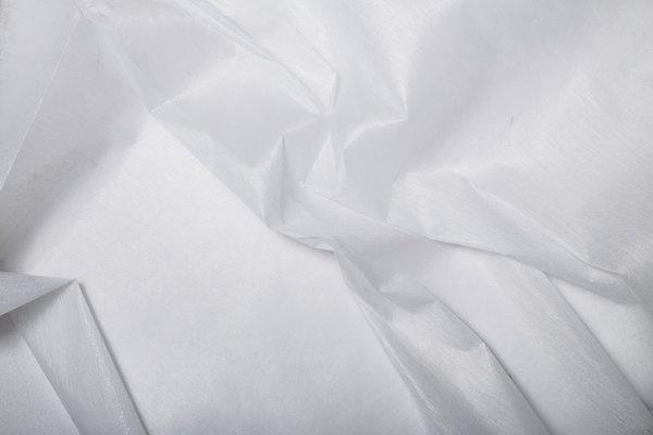Superfine Cotton Fusible Interlining - White