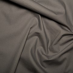 45'' Cotton Poplin - Grey