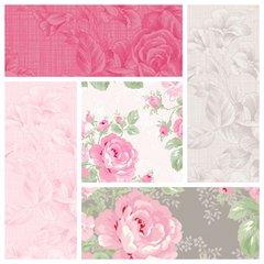 Clothworks Emma's Garden Complete Pack (5)