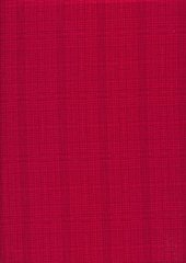 1mtr Remnant - Makower - Stitch Check - Red R48