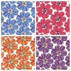 Funky Flower Complete Pack (4)