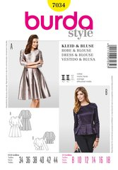 Burda Sewing Pattern - 7034