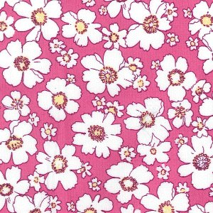 Summer cerise hollies haberdashery fabric and yarn store for Nebula fabric uk