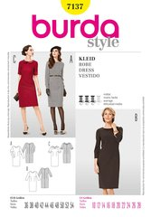 Burda Sewing Pattern - 7137