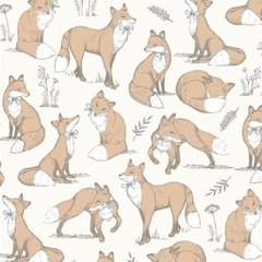Woodland Mrs Fox - Cream