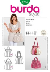 Burda Sewing Pattern - 7264