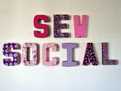 FULLY BOOKED 14th April - Sew Social Saturday Group Saturday