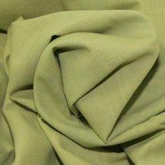 Linen Look Cotton - Green