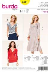 Burda Sewing Pattern - 6911