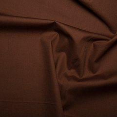 45'' Cotton Poplin - Brown