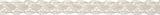 Cotton Lace: 5m x 10mm: Natural
