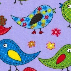 Tweet Tweet - Lilac
