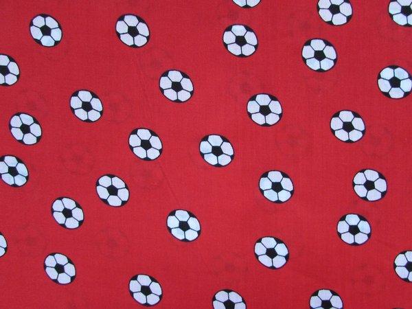 Footballs - Red