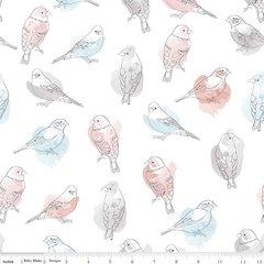 Riley Blake - Desert Bloom - Desert Bird - Multi