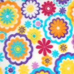 Kaleidoscope Cuddle Fleece