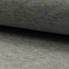 Rib Cuff - Light Grey Melange
