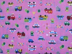 Toot Toot cars - Pink