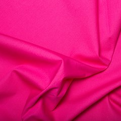 45'' Cotton Poplin - Cerise