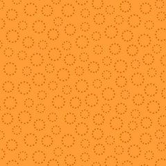 0.35mtr Remnant - P&B Textiles - Bear Essentials 3 - O - ESS3-663-O