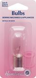 Bayonet Sewing Machine Bulb: Medium