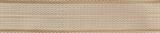 Metalic Ribbon : 5m x 25mm: Gold