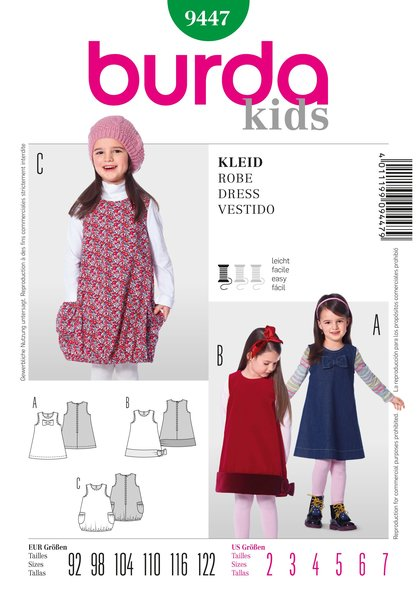 Burda Sewing Pattern - 9447